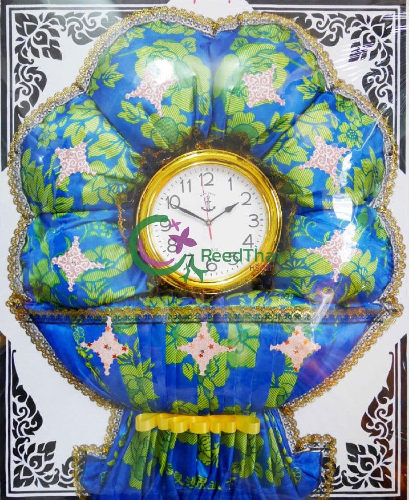 พวงหรีดผ้าแพรนาฬิกา Tn02