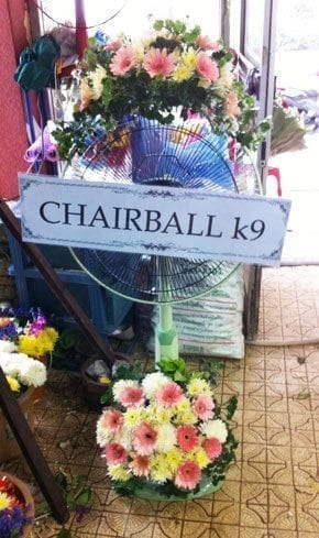 ร้านพวงหรีดวัดเทพศิรินทร์ เขตป้อมปราบศัครูพ่าย พวงหรีดจากCHAIRBALL k9