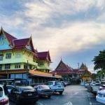 วัดพรหมวงศาราม ภาพถ่ายในวัด โดยร้านพวงหรีด หรีดไทย
