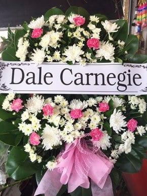 ร้านพวงหรีดวัดกระทุ่ม บ้านโพธิ์ ฉะเชิงเทรา จากDale Carnegie