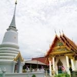 ภาพโบสถ์วัดนินสุขาราม โดยร้านพวงหรีด Reedthai
