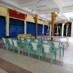 ศาลางานศพภายในวัดดวงแข โดยร้านพวงหรีด Reedthai