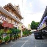 ศาลาต่างๆภายในวัดดวงแข โดยร้านพวงหรีด Reedthai