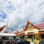 ศาลาจัดงานวัดเวฬุราชิน โดยร้านพวงหรีด Reedthai