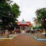 ศาลาไหว้พระวัดสะแกงาม โดยร้านพวงหรีด Reedthai