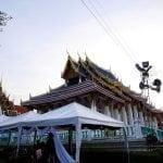 ภาพวัดบึงทองหลาง โดยร้านพวงหรีด Reedthai