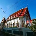 โบสถ์วัดโสภาราม โดยร้านพวงหรีด Reedthai