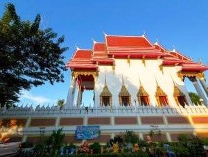 โบสถ์วัดบางเตยกลาง โดยร้านพวงหรีด Reedthai