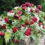 ดอกไม้ในงาน บทความโดยร้านพวงหรีด หรีดไทย