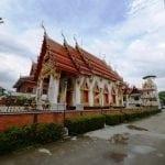 โบสถ์วัดมหาวงษ์ โดยร้านพวงหรีดวัดมหาวงษ์ หรีดไทย Reedthai