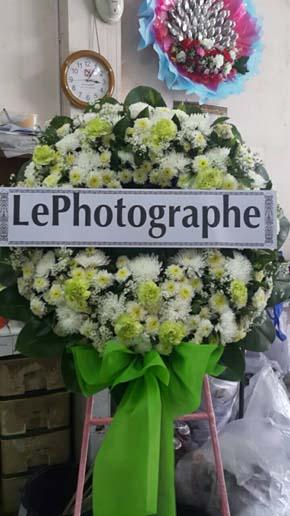 ร้านพวงหรีดวัดรังษีโสภณ นครนายก จากLePhotographe