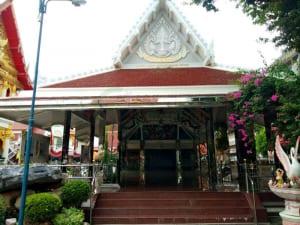 วิหาร วัดลานบุญ ลาดกระบัง โดยร้าน Reedthai