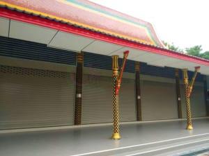 ศาลาวัด วัดสังฆราชา โดยร้าน Reedthai