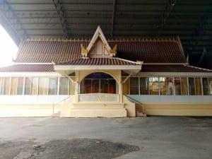 ศาลา วัดพลมานีย์ โดยร้าน Reedthai