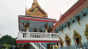 หอระฆัง วัดทองเพลง โดยร้าน Reedthai