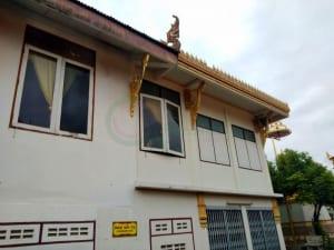 อาคารในวัด วัดสังฆราชา โดยร้าน Reedthai