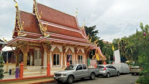โบสถ์ วัดทองเพลง โดยร้าน Reedthai
