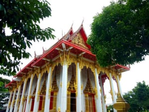 โบสถ์ วัดสังฆราชา โดยร้าน Reedthai