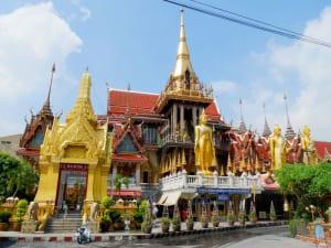 วิหาร วัดลาดพร้าว โดยร้าน Reedthai
