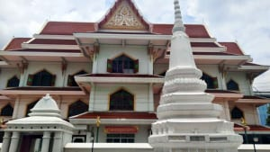 ศาลา วัดสุวรรณาราม โดยร้าน Reedthai