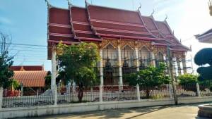 โบสถ์ด้านข้าง วัดสิงห์ โดยร้าน Reedthai