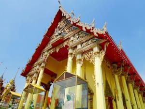 โบสถ์ วัดลาดพร้าว โดยร้าน Reedthai